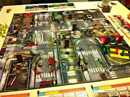 zombicide rues