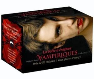 boite à enigmes vampiriques