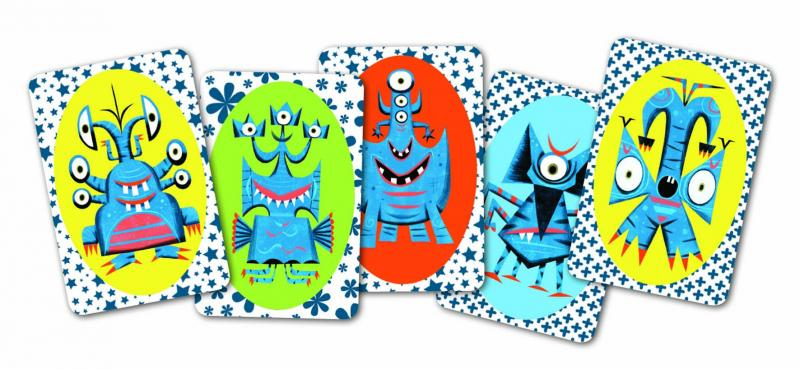 spidmonsters cartes