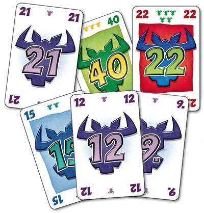 6 qui prend cartes