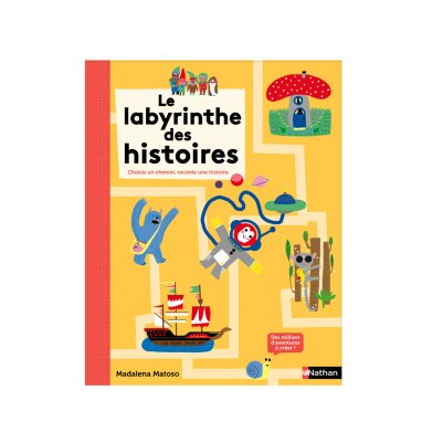 labyrinthe histoires