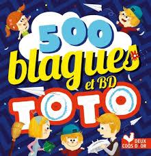 500 blagues et BD Toto