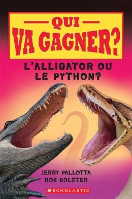 alligator python