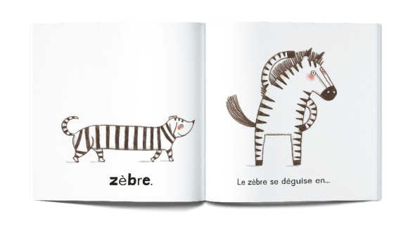 carnaval animaux pages