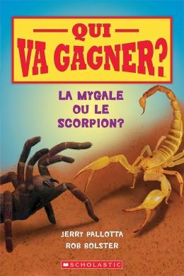mygale scorpion