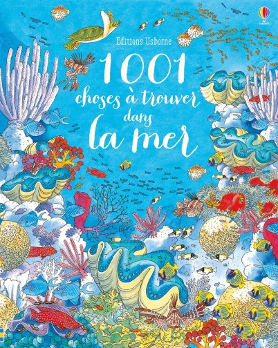 1001 choses trouver mer