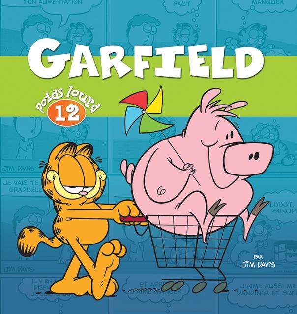 Garfield poids lourd 12