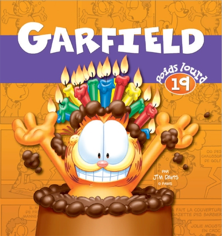 Garfield poids lourd 19